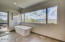 Views from master bath