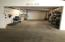 The garage is large and you can fit a car and many many other fun toys in here!!!