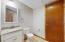 Feature Photo: Finished Basement Half Bathroom