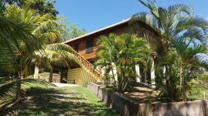 Guest House, on 4 Acres, 2 Bed 1 Bath Home and, Roatan,