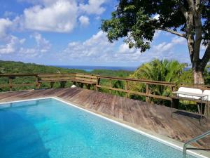 View Home with Pool+ Apartment, Beautiful 2 Bed 2 Bath Ocean, Roatan,