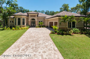 Property for sale at 60 Hill Top Lane, Rockledge,  FL 32955
