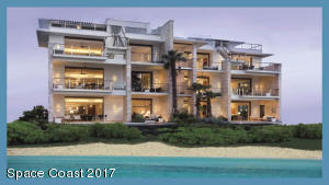 Property for sale at 1625 N Highway A1a Highway Unit Penthouse 3, Indialantic,  FL 32903