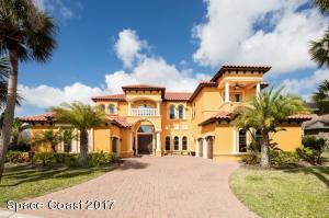 Property for sale at 635 River Moorings Drive, Merritt Island,  FL 32953