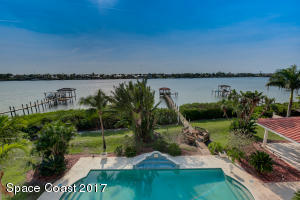 Property for sale at 143 Lansing Island Drive, Indian Harbour Beach,  FL 32937