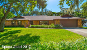 Property for sale at 249 Poinciana Drive, Indian Harbour Beach,  FL 32937