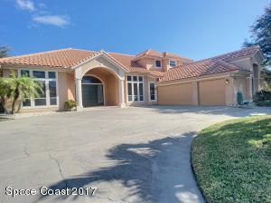 Property for sale at 341 Lanternback Island Drive, Satellite Beach,  FL 32937