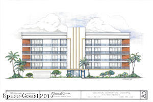Property for sale at 121 Crescent Beach Boulevard Unit #204, Cocoa Beach,  FL 32931