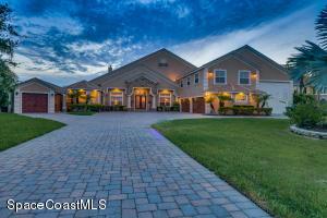Property for sale at 4052 Tradewinds Trl, Merritt Island,  FL 32953
