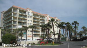 Property for sale at 420 Harding Avenue Unit 702, Cocoa Beach,  FL 32931