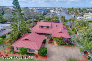 Property for sale at 10 Yacht Club Lane, Indian Harbour Beach,  FL 32937