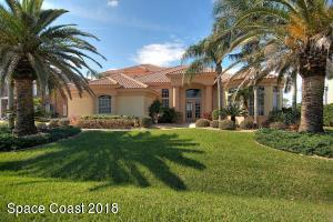 Property for sale at 834 Loggerhead Island Drive, Satellite Beach,  FL 32937