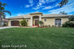 Property for sale at 1725 Canterbury Drive, Indialantic,  FL 32903