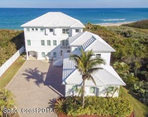 Property for sale at 5745 S A1a Highway, Melbourne Beach,  FL 32951