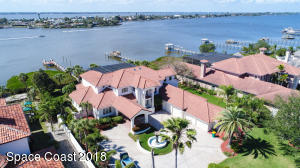 Property for sale at 125 Lansing Island Drive, Indian Harbour Beach,  FL 32937