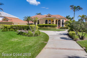 Property for sale at 108 Lansing Island Drive, Indian Harbour Beach,  FL 32937