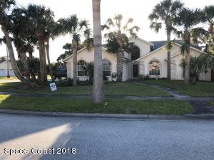Property for sale at 173 Martesia Way, Indian Harbour Beach,  FL 32937