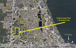 Property for sale at 0000 School & Palm Street, Cocoa,  FL 32922