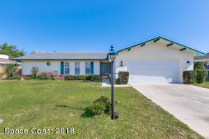 Property for sale at 1192 Bay Drive, Indian Harbour Beach,  FL 32937