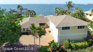Property for sale at 419 Riverview Lane, Melbourne Beach,  FL 32951