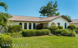Property for sale at 400 E Amherst Circle, Satellite Beach,  FL 32937