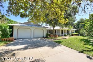 Property for sale at 346 Miami Avenue, Indialantic,  FL 32903