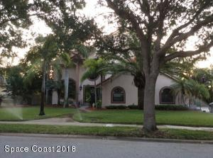 Property for sale at 860 Peregrine Drive, Indialantic,  FL 32903