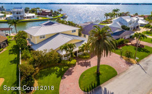 Property for sale at 4 Willow Green Drive, Cocoa Beach,  FL 32931