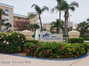 Property for sale at 604 Shorewood Drive Unit 206, Cape Canaveral,  FL 32920