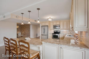 Property for sale at 6770 Ridgewood Avenue Unit 501, Cocoa Beach,  FL 32931