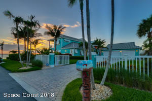 Property for sale at 108 28th Street, Cocoa Beach,  FL 32931