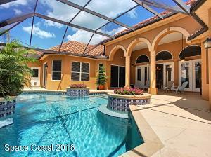 Property for sale at 153 Hidden Cove Drive, Melbourne Beach,  FL 32951