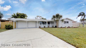 Property for sale at 110 Terry Street, Indian Harbour Beach,  FL 32937