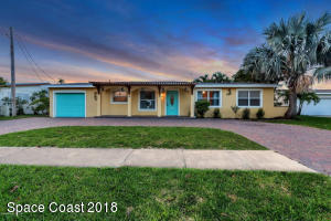 Property for sale at 433 Cardinal Drive, Satellite Beach,  FL 32937