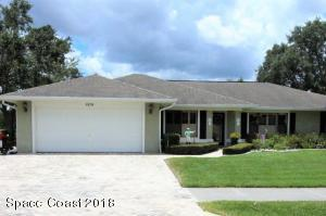 Property for sale at 1378 Pilgrim Avenue, Melbourne,  FL 32940