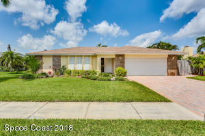 Property for sale at 688 Caribbean Road, Satellite Beach,  FL 32937