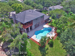 Property for sale at 628 Peregrine Drive, Indialantic,  FL 32903
