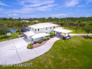 Property for sale at 2200 Chase Hammock Road, Merritt Island,  FL 32953