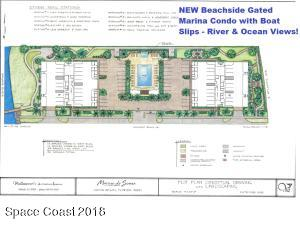 Property for sale at 121 Crescent Beach Boulevard Unit 403, Cocoa Beach,  FL 32931