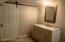 New Lower Level Bathroom