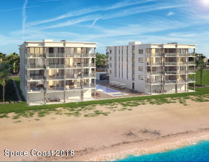 Property for sale at 2795 N Highway A1A Unit 401, Indialantic,  Florida 32903