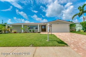 Property for sale at 235 N Marco Way, Satellite Beach,  FL 32937