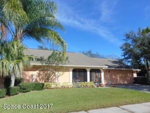 Property for sale at 1522 Frontier Drive, Melbourne,  FL 32940