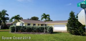 Property for sale at 1101 Sioux Drive, Indian Harbour Beach,  FL 32937