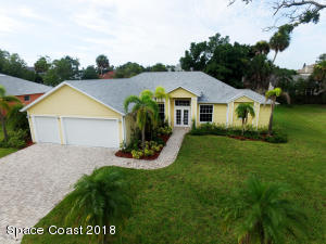 Property for sale at 131 Oak Lane, Cape Canaveral,  Florida 32920