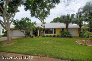 Property for sale at 508 Bay Circle, Indian Harbour Beach,  FL 32937