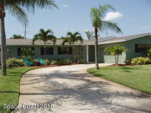 Property for sale at 111 Marion Street, Indian Harbour Beach,  FL 32937