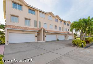 Property for sale at 1697 Highway A1a Highway Unit A, Satellite Beach,  FL 32937