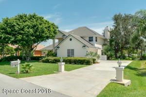 Property for sale at 166 Lanternback Island Drive, Satellite Beach,  FL 32937