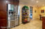 Granite & Stainless Kitchen With Premium Cabinetry & Pantry